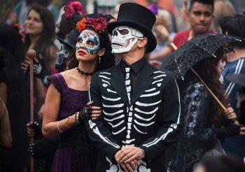Day of the Dead วันแห่งความตายที่มีแต่ความสนุกสนาน