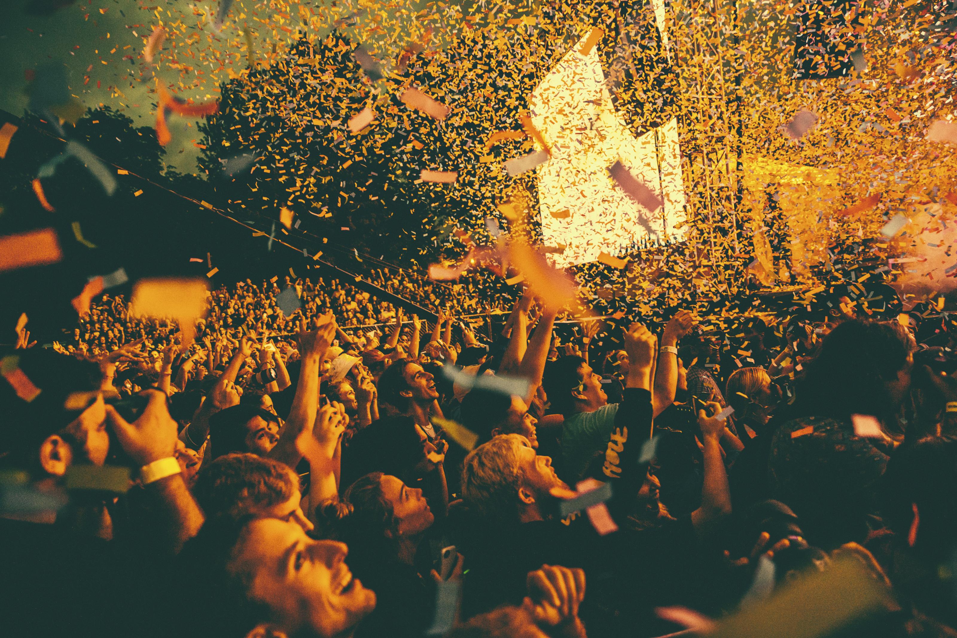 5 เทศกาลดนตรีรอบโลก ที่คอดนตรีไม่ควรพลาด