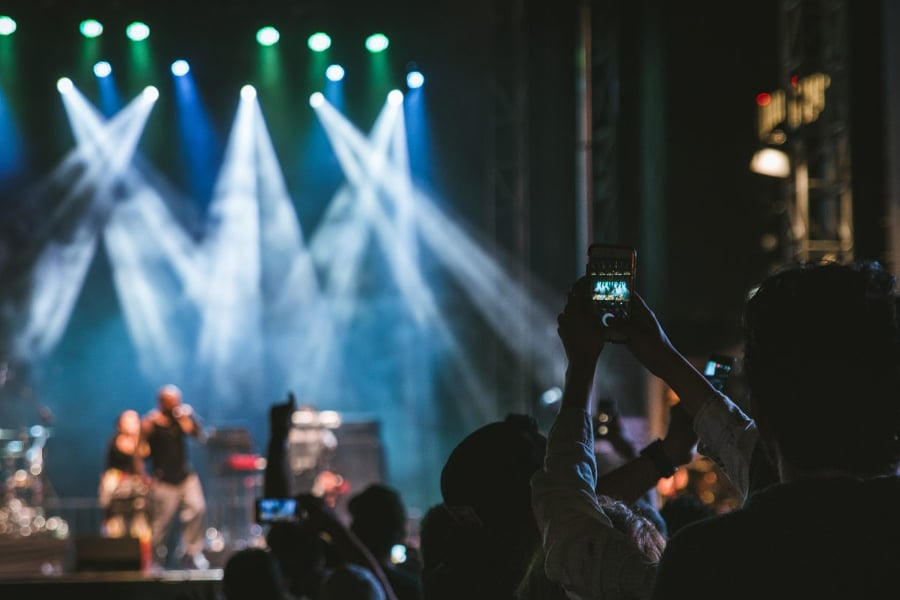 เทศกาลดนตรีรอบโลก St. Jerome's Laneway Festival