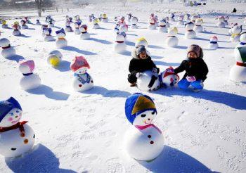 เทศกาลหิมะ ทั่วโลก สุดอลังการ 1 ปีมีครั้งเดียว